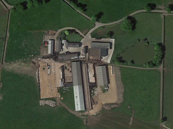 Third dwelling allowed for thriving Cheshire dairy farm