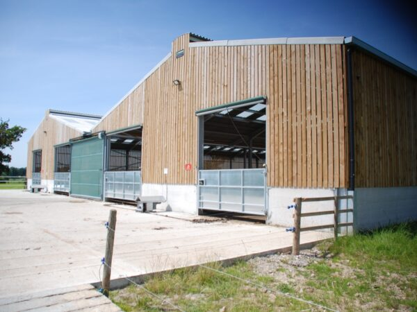State of the art dairy facility for Cheshire